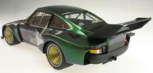 【送料無料】模型車 モデルカー スポーツカー ポルシェターボボックスexoto porsche 935 turbo 1976 standox avus galaxy 118  in box