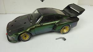 【送料無料】模型車 モデルカー スポーツカー ポルシェターボexoto 118 porsche 935 turbo 1976 standox avus galaxy in ovp a663