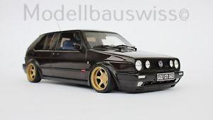 【送料無料】模型車 モデルカー スポーツカー フォルクスワーゲンゴルフエディションチューニングvolkswagen golf gti g60 edition one 118 1zu18 118 umbau tuning rar