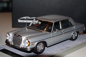 【送料無料】模型車 モデルカー スポーツカー メルセデスシルバーテクノモデルmercedes 300 sel 6,3 1698 silber 118 tecnomodel tm1870b neu amp; ovp