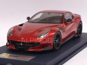 【送料無料】模型車 モデルカー スポーツカー フェラーリロッソferrari f12 tdf rosso fuoco with display 118 looksmart ls18015f