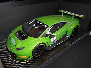 【送料無料】模型車 モデルカー スポーツカー ランボルギーニグアテマラ#ls1805a by looksmart lamborghini huracan gt3 63 118