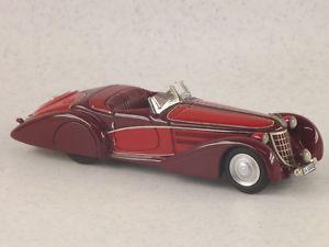 【送料無料】模型車 モデルカー スポーツカー アルファロメオグランスポーツウォルターラインボディabc 292 alfa romeo 6c 1750 gran sport walter freund stromlinenkarosserie 1931