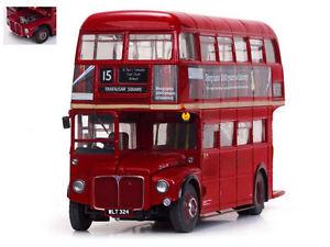 【送料無料】模型車 モデルカー スポーツカー マスターレッドロンドンバスモデルサンroutmaster 1960 red london bus 124 model sun star
