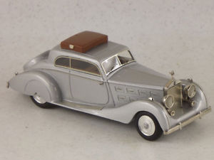 【送料無料】模型車 モデルカー スポーツカー ロールスロイスシャーシカーエルトマンロッシシルバーabc 328s rolls royce wraith chassis wxa106 carr erdmann amp; rossi 1938 silver