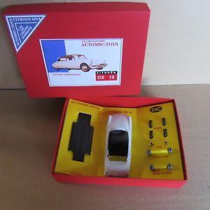 【送料無料】模型車 モデルカー スポーツカー シトロエンキットモンターcitroen ds 19 kit a monter 143 miniatures automic toys cret dinky toys 694 f