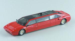 【送料無料】模型車 モデルカー スポーツカー フェラーリセダンabc 180 ferrari 328 limousine 1991