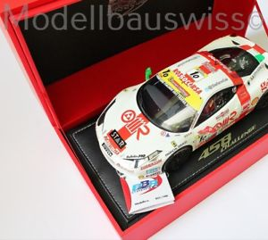【送料無料】模型車 モデルカー スポーツカー フェラーリチャレンジ#モンツァferrari 458 challenge 10 monza 2011 bbr p1833 118 1zu18 118 rar selten
