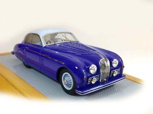 【送料無料】模型車 モデルカー スポーツカー クーペグランドスポーツイルilario talbotlago t26 coup grand sport saoutchik 1950 oiginal 143 il104