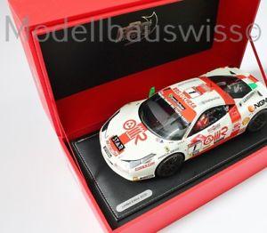 【送料無料】模型車 モデルカー スポーツカー フェラーリチャレンジ#トップferrari 458 challenge gai 1 bbr p1833b 118 1zu18 118 rar selten top preis
