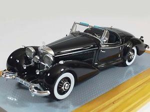 【送料無料】模型車 モデルカー スポーツカー メルセデスロードスタージンデルフィンゲンイルilario mercedes 540k spezial roadster sindelfingen 1939 oiginal 143 il103