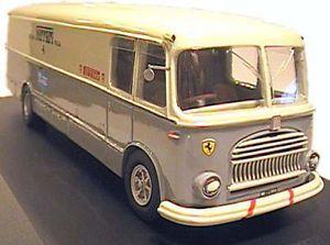 【送料無料】模型車 モデルカー スポーツカー フェラーリフィアットトロンモデルfiat 642 bisarca ferrari trasporto auto 1952 hand built tron models 143