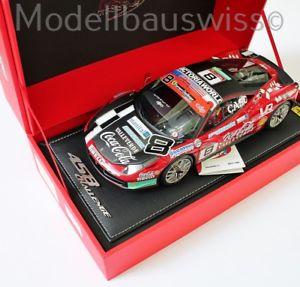 【送料無料】模型車 モデルカー スポーツカー フェラーリイタリアフェラーリチャレンジferrari 458 italia nr8 ferrari challenge bbr p1843 118 1zu18 118 selten