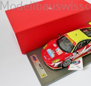 【送料無料】模型車 モデルカー スポーツカー フェラーリグアテマラ#セブリングferrari f430 gt2 12h sebring 2007 32 bbr ab18010 118 1zu18 118 rar selten