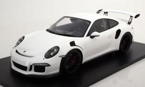 【送料無料】模型車 モデルカー スポーツカー スパークポルシェグアテマラルピーホワイト112 spark porsche 911 991 gt3 rs 2016 white