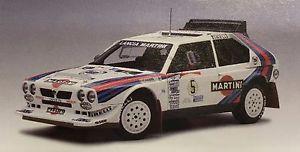 【送料無料】模型車 モデルカー スポーツカー ランチアデルタラリー#lancia delta s4 rally winner argentinia 1986 5 118 autoart