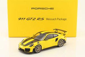 【名入れ無料】 【送料無料】模型車 スポーツカー モデルカー スポーツカー ポルシェグアテマラパッケージイエロー, ナンカイドリンク:23241b78 --- mirandahomes.ewebmarketingpro.com