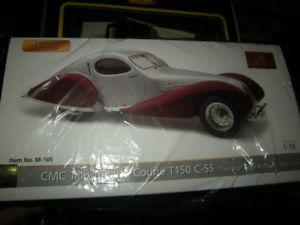【送料無料】模型車 モデルカー スポーツカー タルボットクーペ118 cmc talbot lago coupe t150 css teardrop nr m165 limited edition in ovp