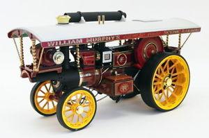 【送料無料】模型車 モデルカー スポーツカー モデルスケールエンジンウィリアムmidsummer models 124 scale msm006 burrell scenic showmans engine william v