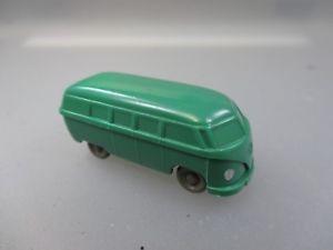 【送料無料】模型車 モデルカー スポーツカー フォルクスワーゲンバスモデルwikingvw bus, grn, vom nrz werbemodell, sehr selten 1w