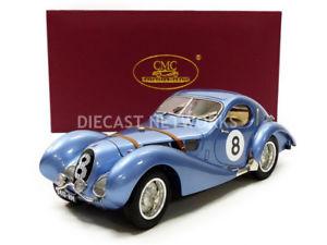 【送料無料】模型車 モデルカー スポーツカー タルボットラーゴクーペタイプルマンcmc 118 talbot lago coupe typ 150 ss figoni amp; falaschi le mans 1937 m1