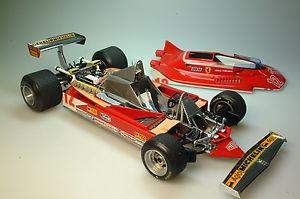 【送料無料】模型車 モデルカー スポーツカー フェラーリビルヌーブスケールexoto ferrari 312 t4 villeneuve mastab118