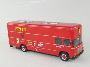 【送料無料】模型車 モデルカー スポーツカー トラックフェラーリabc 037 om 71107 rolfo 1971 camion trasporto ferrari