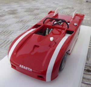 【送料無料】模型車 モデルカー スポーツカー セアバルトabarth 2000 se 021 1971 124 mbmab001