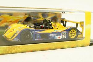 【送料無料】模型車 モデルカー スポーツカー スパークプロモーションドームモータースポーツ#ルマンspark promo 143 dome s1015 mader t2m motorsport 29 le mans 2007