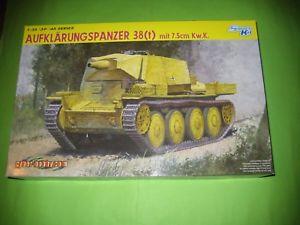 【送料無料】模型車 モデルカー スポーツカー タンクドラゴンaufklarungs panzer 38 t by dragon 135 ref6310