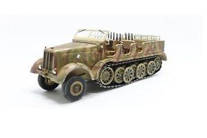 【送料無料】模型車 モデルカー スポーツカー モデルドイツドラフトカーpma models 0319 172 wwii dt sdkfz 8 schwerer zugkraftwagen 12t neu