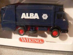【送料無料】模型車 モデルカー スポーツカー ゴミアルバ187 wiking mb 1619 premllwagen alba 641 01