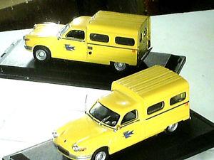 【送料無料】模型車 モデルカー スポーツカー ユニバーサルpanhard pl 17 fourgonnette poste ptt 1965 universal hobbies