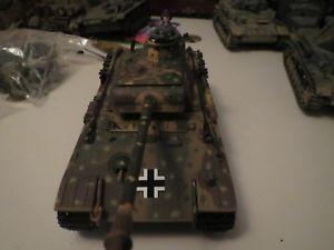 【送料無料】模型車 モデルカー スポーツカー ドイツパンサータンク21st century 54mm ww ii german panther tank