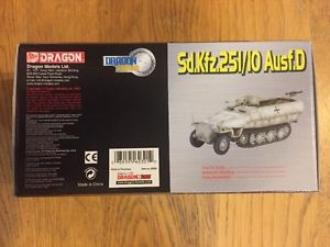 【送料無料】模型車 モデルカー スポーツカー ドラゴンフロントユニットdragon armor 172 sdkfz25110 ausfd unidentified unit eastern front 60301