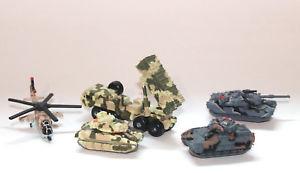 【送料無料】模型車 モデルカー スポーツカー マイクロマシンパトリオットミサイルランチャーmicro machines military 5 vehicles lot gulf war with patriot missile launcher