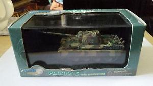 【送料無料】模型車 モデルカー スポーツカー ドラゴンドイツパンサータンクdragon armor german 172 panther g tank 60011 nib
