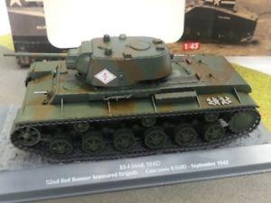【送料無料】模型車 モデルカー スポーツカー ネットワークタンク143 ixo kv1 mod1942 urss panzer 64