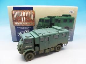 【送料無料】模型車 モデルカー スポーツカー コーギーイギリスコマンドcorgi world war ii bedford qlr admin amp; command hq british army cc60302 150