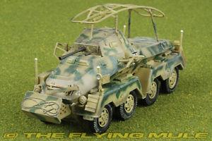 【送料無料】模型車 モデルカー スポーツカー ホイールドイツ172 sdkfz232 8rad german army pzaufklabt4 4pzdiv