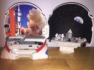 【送料無料】模型車 モデルカー スポーツカー マイクロマシンミッションローバーカプセルブラストmicro machines lot mission blast transforming playset nasa rover capsule