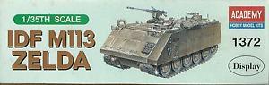 【送料無料】模型車 モデルカー スポーツカー アカデミーキットゼルダタイプタンクacademy 135 kit carro armato tank idf m113 zelda art 1372