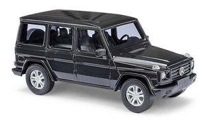 【送料無料】模型車 モデルカー スポーツカー busch 51450 spur h0 mercedesbenz gklasse 2008 schwarz neu