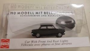 【送料無料】模型車 モデルカー スポーツカー #busch 5664 nsu 1000 tt h0 neu in ovp