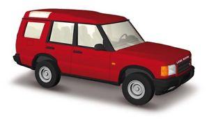 【送料無料】模型車 モデルカー スポーツカー ブッシュランドローバーディスカバリ#busch 51900 land rover discovery, rot h0 neu ovp