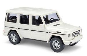 【送料無料】模型車 モデルカー スポーツカー ターミナル#ホワイトベンツクラスbusch 51451 spur h0 mercedesbenz gklasse 2008 wei neu