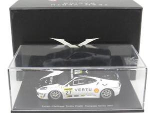 【送料無料】模型車 モデルカー スポーツカー モデルフェラーリチャレンジチームトロフィースケールredline models team vertu challenge ferrari trofeo f430 challenge 1 43 scale
