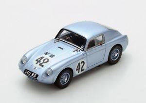 【送料無料】模型車 モデルカー スポーツカー オースティンヒーリー#ホーキンスルマンスパークaustin healey 42 colgatehawkins le mans 1961 spark 143 s4126