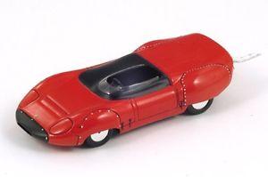 【送料無料】模型車 モデルカー スポーツカー レコードスパークabarth ot 2000 bialbero monoposto record 1965 spark 143 s1330