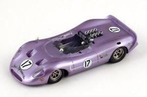 【送料無料】模型車 モデルカー スポーツカー #アンドレッティリバーサイドスパークhonker 17 mandretti riverside 1967 spark 143 s1126